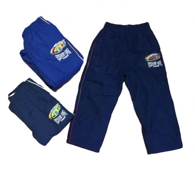 РАСПРОДАЖА! -30% Балоневые штаны на флисе мальчик 3-8 лет