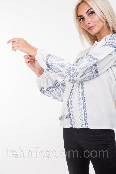 Блуза 87500 (молочный)