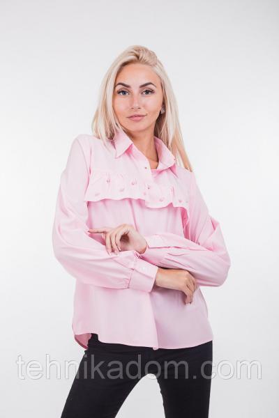 Блуза 1485 (розовый)