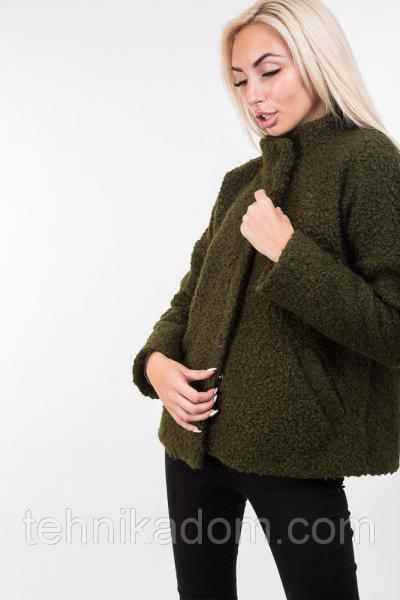 Пальто 63560 (хаки)