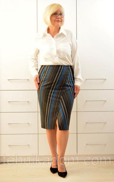 Комплект: Юбка + Блуза
