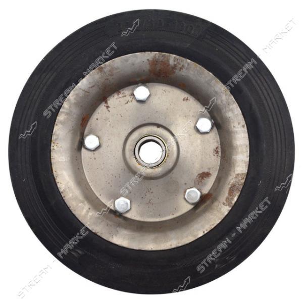 Колесо для тележки 250/60-130 ось 20мм (2 подшипника)
