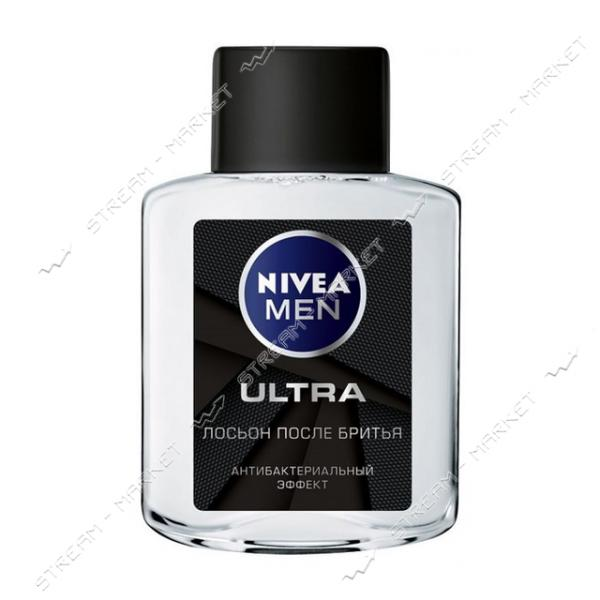 Лосьон после бритья Nivea Men Ultra 100мл