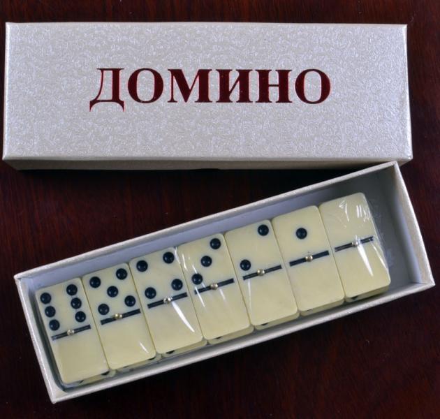 Домино E4807