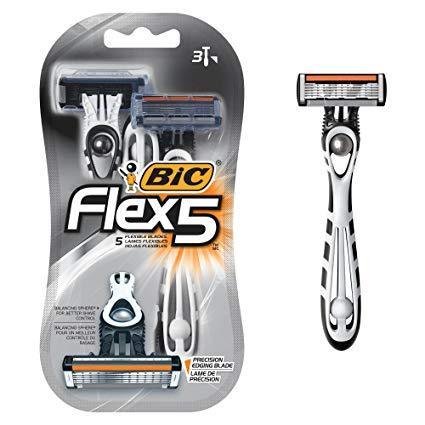 Станок одноразовый BIC FLEX 5