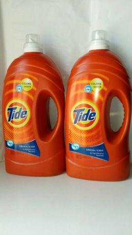 Фото Бытовая химия, Гелевые порошки  Гелевый порошок TIDE, объем 5,65 литра, универсальный.