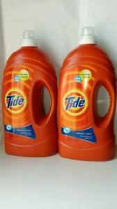 Гелевый порошок TIDE, объем 5,65 литра, универсальный.