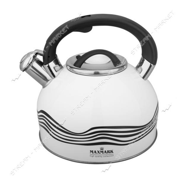 Чайник со свистком Maxmark MK-1309 3л