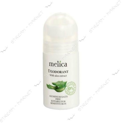 Дезодорант с экстрактом алое Melica Organic 50 мл
