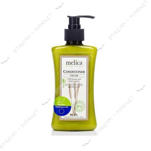 Кондиционер с кератином и экстрактом меда Melica Organic 300 мл