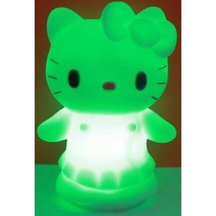 Мини светильник хамелеон Hello Kitty