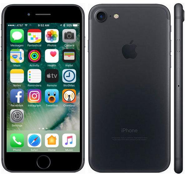 "iPhone 7 4,7"" 6 Ядер 4ГБ/8Гб 8Мп Сенсорная кнопка Тайвань"