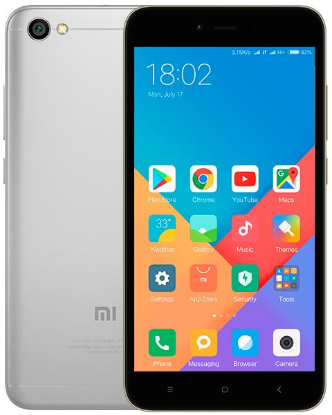 "Xiaomi Redmi Note 5A 3Gb/32Gb 5.5"" 13Мп/16Мп Android 7.0"