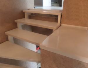 Фото Лестницы и ступени из искусственного камня в Гродно. Ступени для лестницы из искусственного камня в Гродно