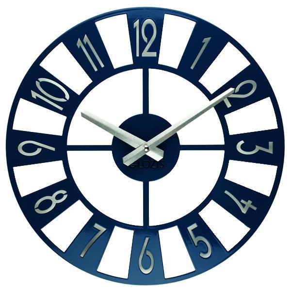 Часы настенные из металла Boston