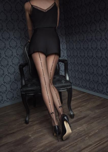 Колготки женские ажурные ажурные 40 DEN RAJSTOPY MARILYN GUCCI G40_conf Колготы Женское нижнее белье Польша