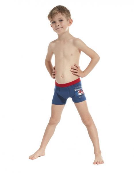 Детские трусы для мальчиков SZORTY CORNETTE KD-701/53_conf Трусики шорты боксеры Детское нижнее белье Польша