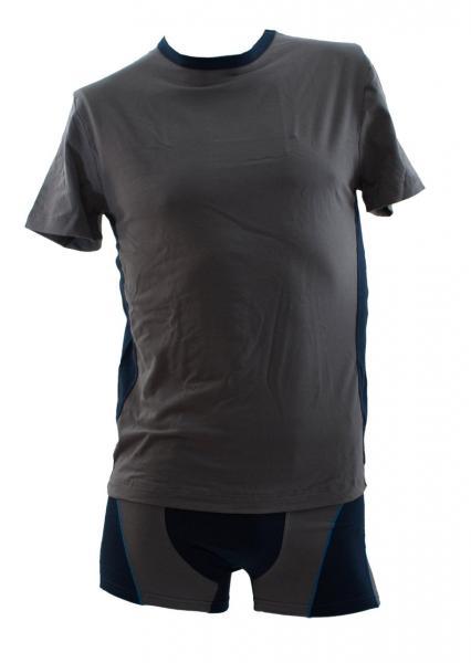Комплект для мужчин трусы-футболка KOMPLET ALTEDO 1KE-A-116_conf Комплекты мужского белья Польша
