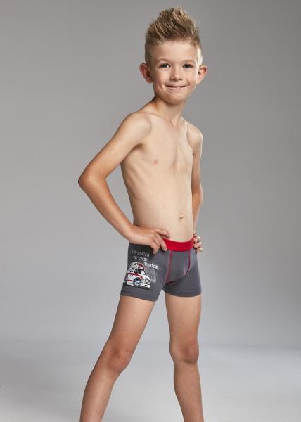 Детские трусы для мальчиков SZORTY CORNETTE KD-701/60_conf Трусики шорты боксеры Детское нижнее белье Польша
