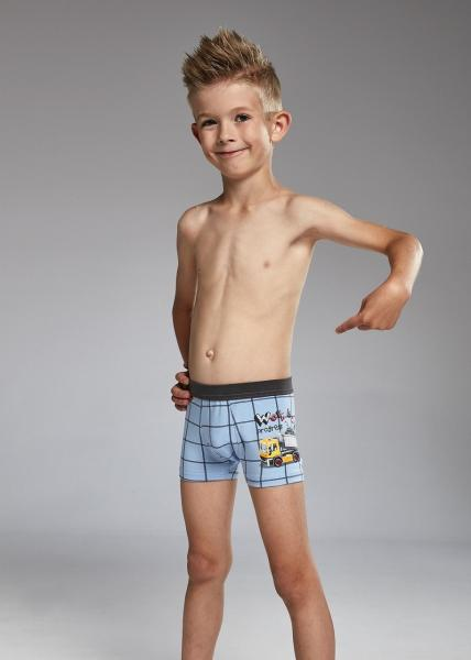 Детские трусы для мальчиков SZORTY CORNETTE KD-701/62_conf Трусики шорты боксеры Детское нижнее белье Польша