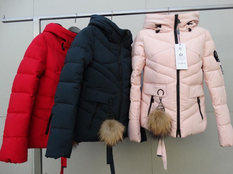 Женская стильная куртка MEAJIATEER  Красный, S