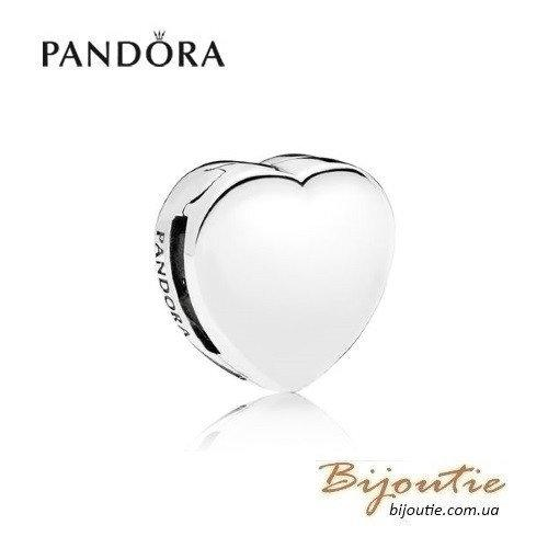 PANDORA шарм-клипса REFLEXIONS Сердце 797620