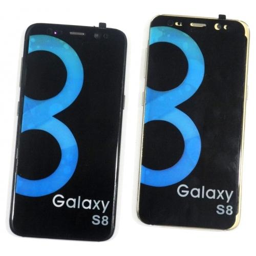 "Samsung Galaxy S8 6 Ядер 4.9"" 1Гб/7Гб 16Мп/16Мп Андроид 4.1.1"
