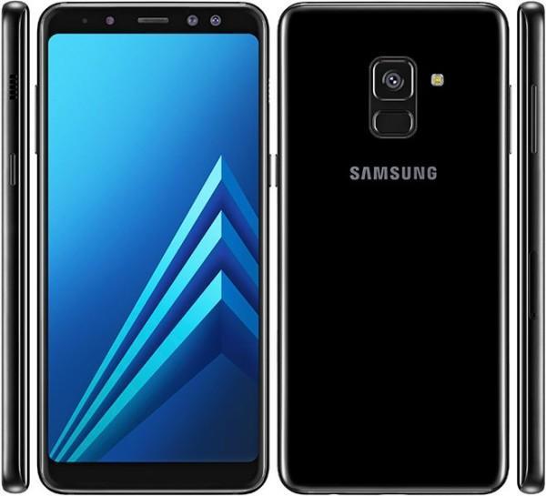 "Samsung Galaxy А8 10 Ядер 5,7"" 3Гб/16Гб+64Гб 8Мп/13Мп Андроид 7.1 Алюминий"