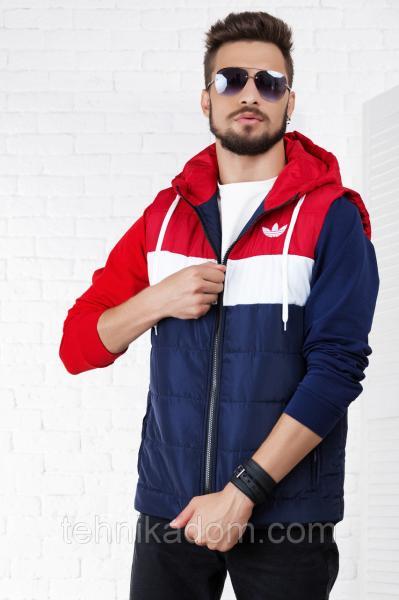 """Мужская жилетка """"Adidas"""""""