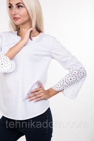 Блуза 1566 (белый)