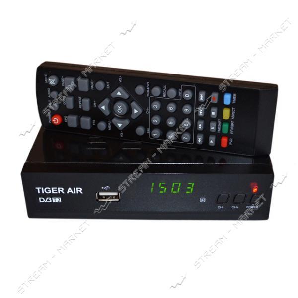 Ресивер TIGER T2 IPTV (поддержка AC-3)
