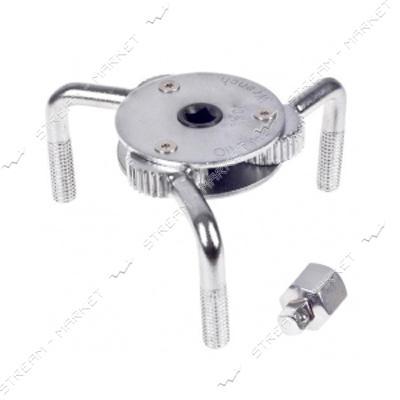 ALLOID (С-4566А) Съемник фильтра краб 64-120мм изогнутый