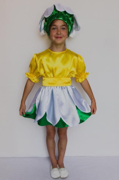 Карнавальный костюм Клубника №2 (девочка)