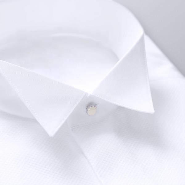Фото Мужские рубашки Рубашка мужская Michael Schaft Белая под
