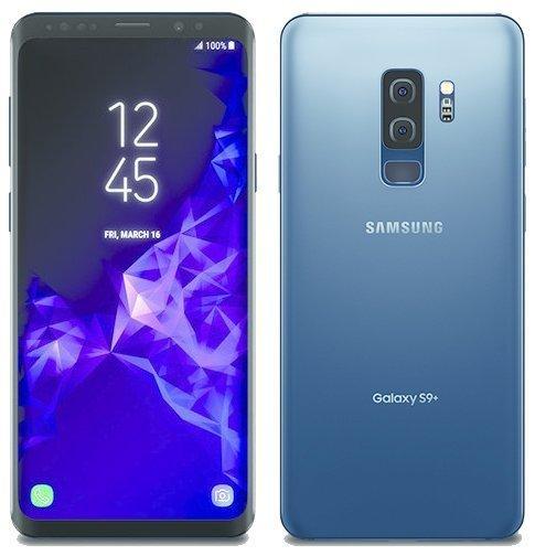 "Samsung Galaxy S9+ 5,8"" 12 Ядер 4G 1,4Гб/124Гб+256Гб 8Мп/12Мп Андроид 7.0 Алюминий"