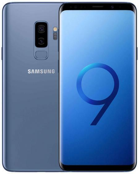 "Samsung Galaxy S9 8 Ядер 5,8"" 4G 2Гб/16Гб+64Гб 8Мп/13Мп Андроид 7.0 Алюминий"