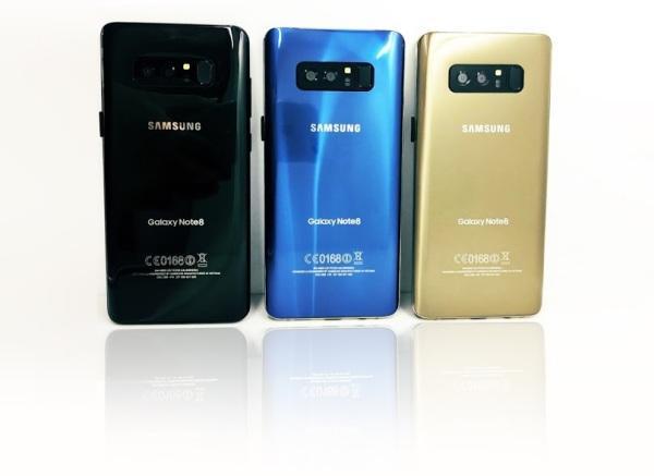 "Samsung Galaxy Note 8 3G/4G+6 Ядер+6""+1Гб/130Гб+3Мп/9Мп+Android 7.0"