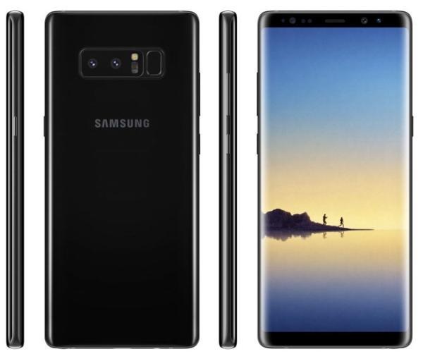 "Samsung Galaxy Note 8 3G/4G 6 Ядер+6.2""+2Гб/256Гб+5Мп/9Мп+Android 7.0"