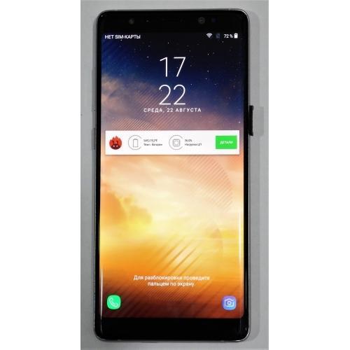 Фото  Samsung Galaxy Note 9 4G+12 Ядер+6,4