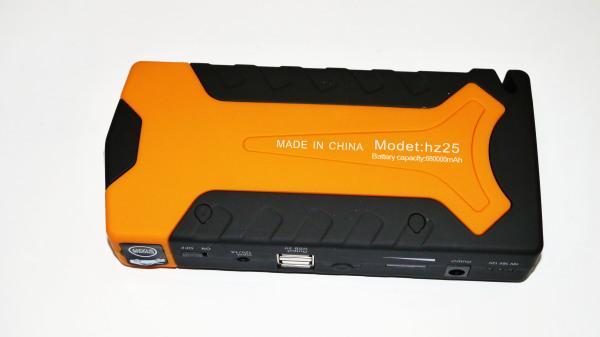 Power Bank Car Starter 68000 mAh зарядно-пусковое устройство для машины