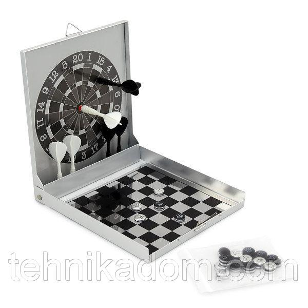 Игровой набор Дартс + Шахматы (185-1841158)