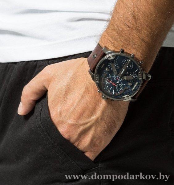 Фото ПОСМОТРЕТЬ ВЕСЬ КАТАЛОГ, Хиты продаж / Топ, Часы Хит Мужские часы Diesel Brave