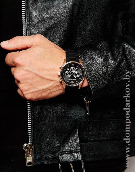 Фото ПОСМОТРЕТЬ ВЕСЬ КАТАЛОГ, Хиты продаж / Топ, Часы Хит Мужские часы Emporio Armani