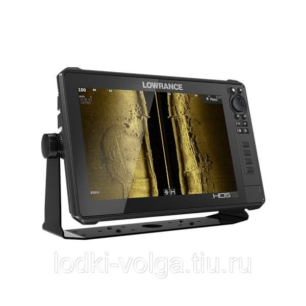 Эхолот LOWRANCE  HDS-12 LIVE with Active Imaging 3-in-1 (ROW) (000-14431-001)