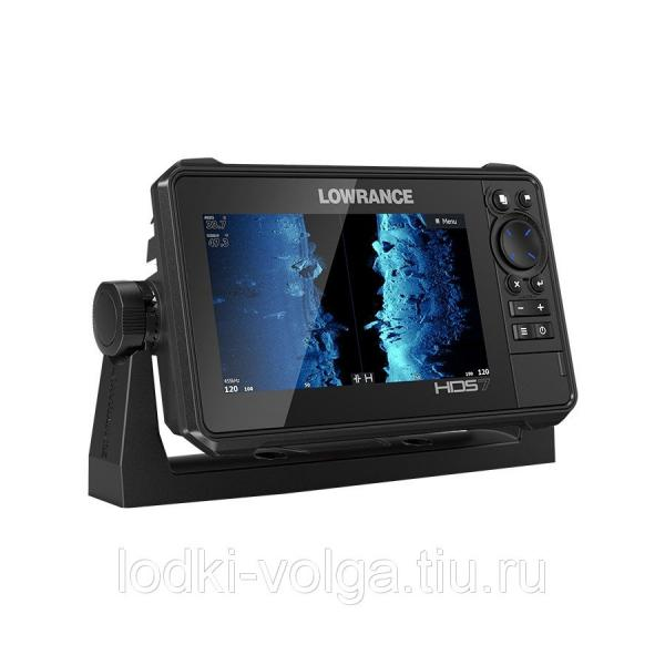 Эхолот LOWRANCE HDS- 7 LIVE no Transducer (ROW) ( 000-14418-001)