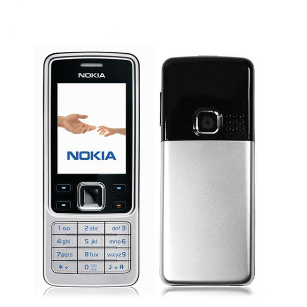 "Nokia 6300 2.4""+Bluetooth+2SIM+FM+MP3+Металл"
