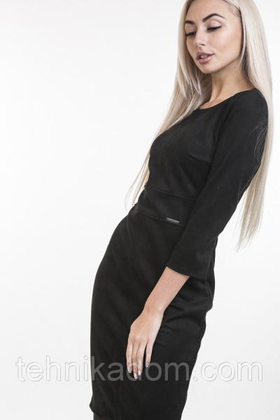 Платье 12550 (черный)