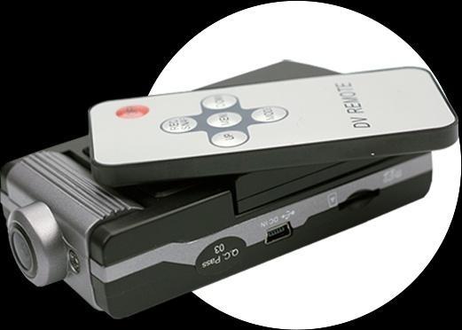 Видеорегистратор Scorpio 3000+ пульт управления