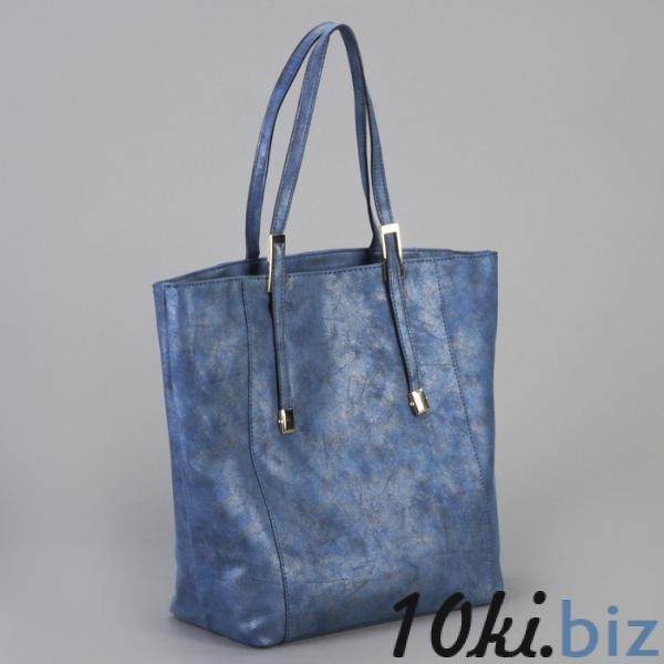 Сумка женская, отдел на молнии, цвет синий купить в Гродно - Женские сумочки и клатчи