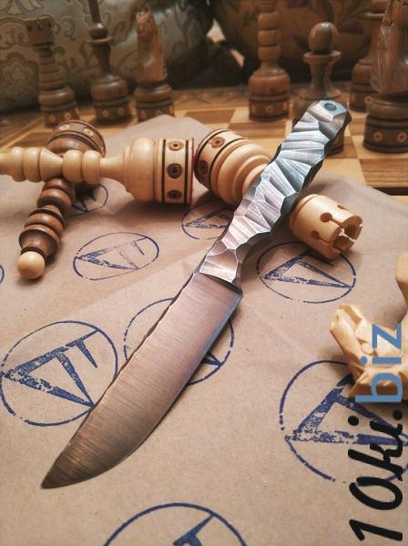 Onyx-1  Сталь - D2  HRC - 59  Длинна - 195 mm  Длинна лезвия - 80 mm  Толщина - 4 mm  Сведение - 0.25 Кухонные ножи и подставки в Москве